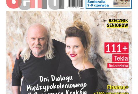 Gazeta Senior 05/2018 (czerwiec)