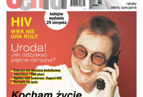 Gazeta Senior 07/2018 (sierpień)